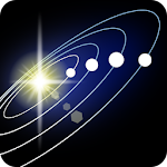Solar Walk Free - Stars and Planets System 3D Icon