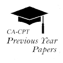CA CPT Previous Year Papers icon
