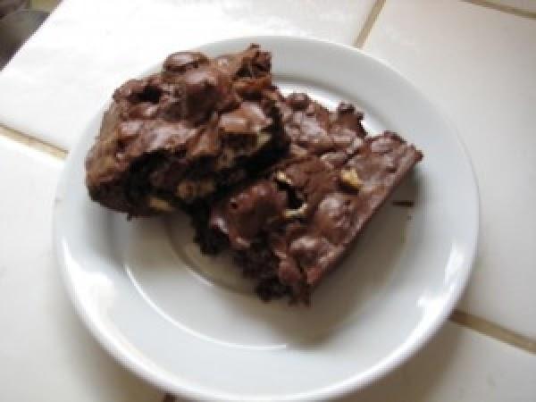 Grace's Heavenly Hash Brownies Recipe