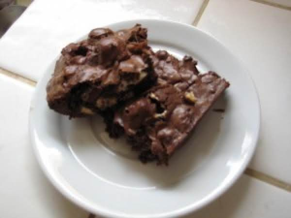 Grace's Heavenly Hash Brownies Recipe