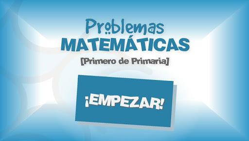 Problemas Matemáticas 1
