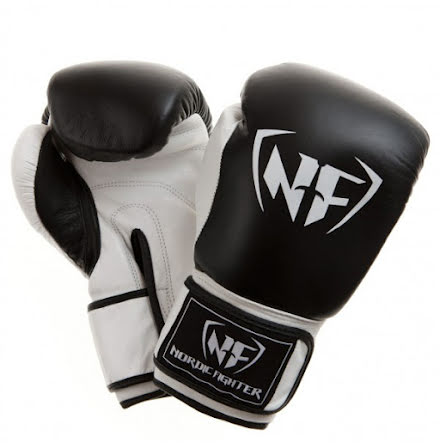 Boxhandske NF Mexican Style Black/White