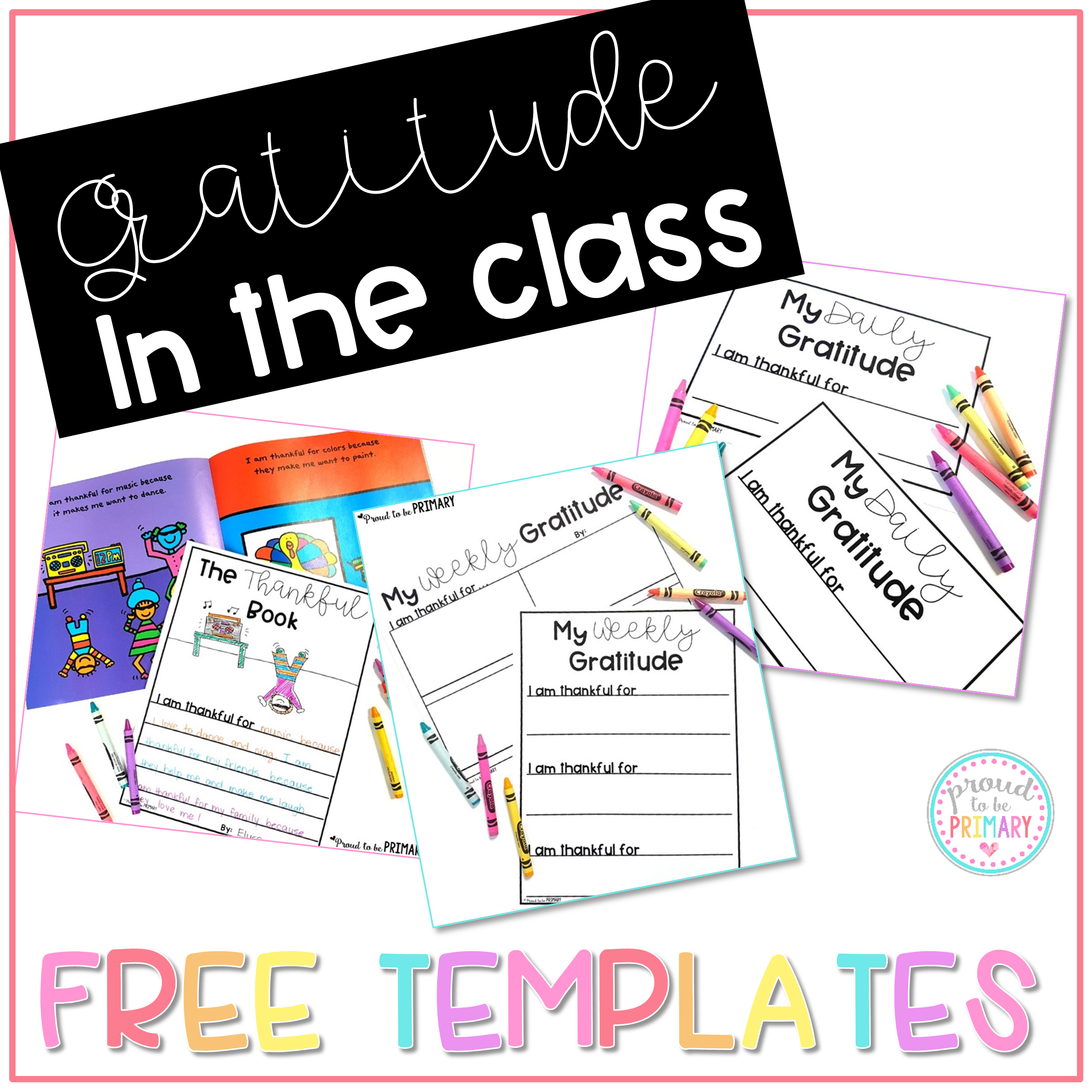 teaching respect - free gratitude printables