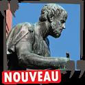Citations philosophiques phrase célèbres gratuit icon