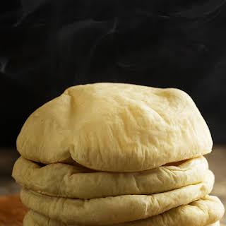 How to Make Homemade Greek Pita Bread.