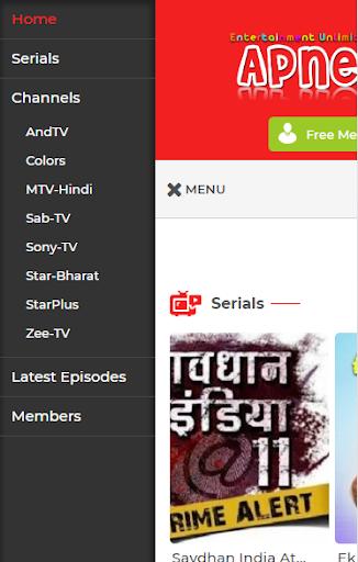 Apne Tv Colors : colors, Download, ApneTV, AppKiwi, Downloader