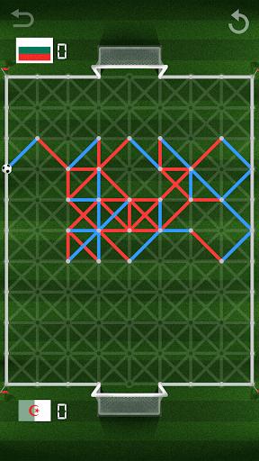 Kick it - Paper Soccer  screenshots 4