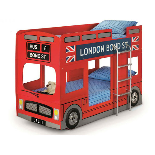 Julian Bowen London Bus Bunk Beds