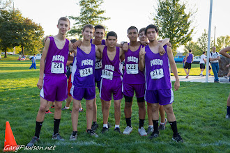 Photo: Varsity Boys - MCC Cross Country League Meet @ Fort Walla Walla  Buy Photo: http://photos.garypaulson.net/p102265406/e448f6ad4