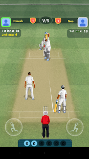 Cricket Battles Live Game- screenshot thumbnail