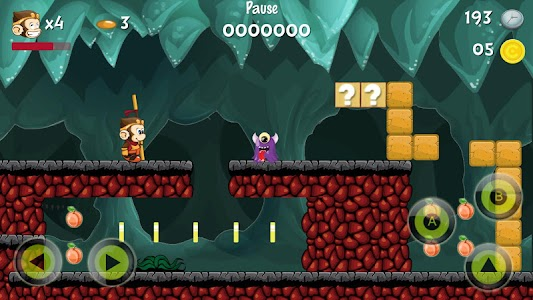 Super Jungle World Adventure screenshot 3