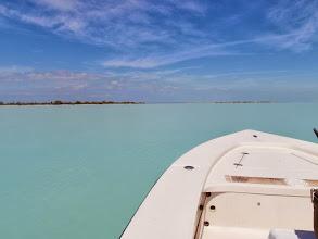 Photo: Andros Island- bonefisher's paradise!
