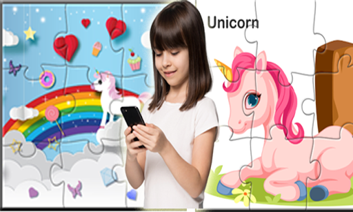 Unicorn Puzzle For Girls 1.0.0 screenshots 1