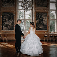 Wedding photographer Dániel Sziszik (sziszikzs). Photo of 05.09.2017