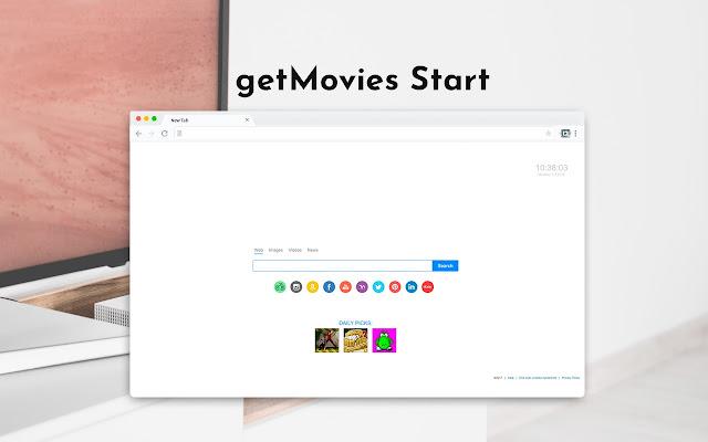 getMovies Start