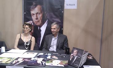 Photo: William B. Davis, l'Homme à la cigarette, acteur dans X-Files !