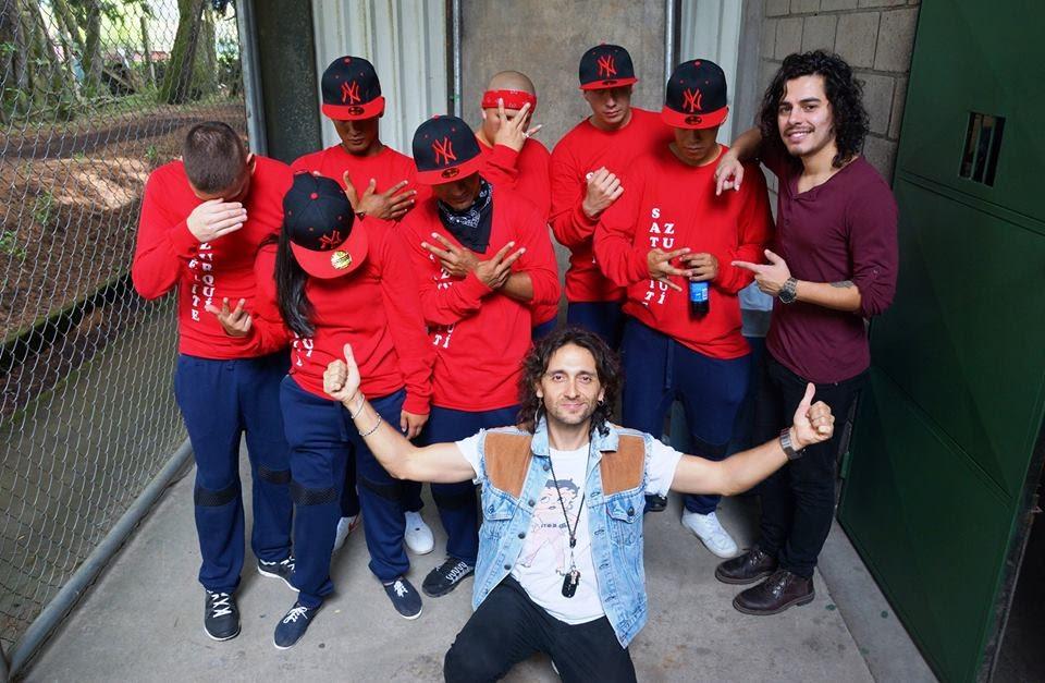 Estudiantes festejaron las artes en el CFJ Zurquí