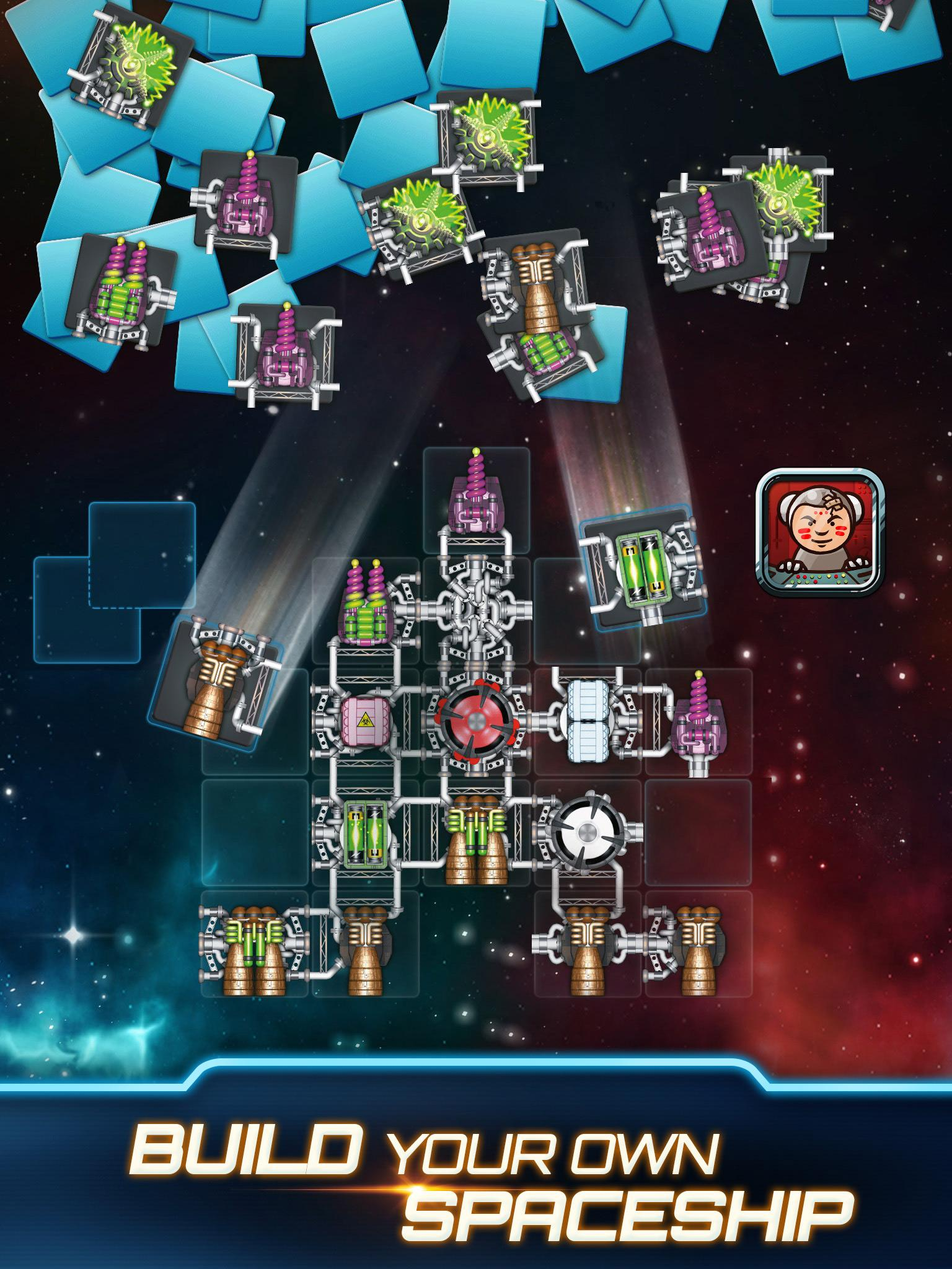 Galaxy Trucker screenshot #7