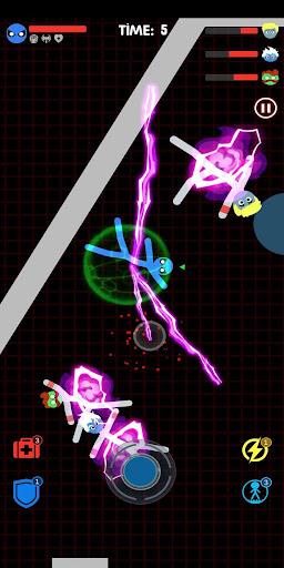Télécharger Stickman Epic War: Fight or Die mod apk screenshots 4