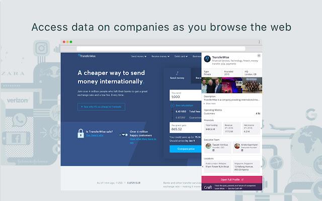 Craft for Google Chrome™