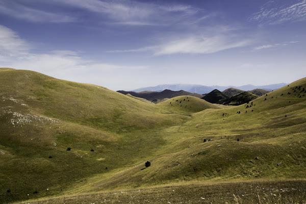 Parco nazionale del Gran Sasso e Monti della Laga di Giulia Vitale