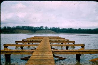Photo: Docks August 4th, 1957