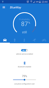 BlueWay - Smart Bluetooth- screenshot thumbnail