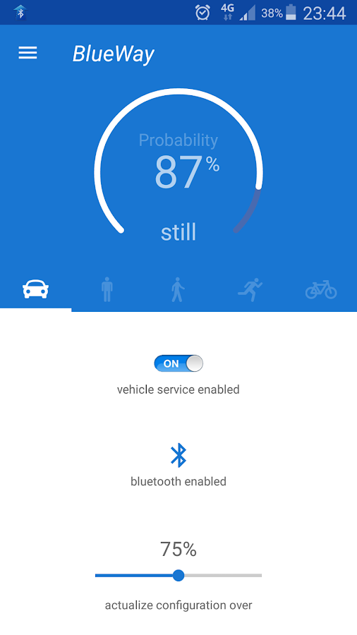 BlueWay - Smart Bluetooth- screenshot