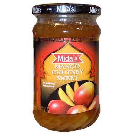 Mango Chutney Sweet 340g Mida´s