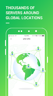 UFO VPN-Unlimited, Best, Free, Fast VPN Service 5