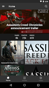 Fandom: Assassin's Creed- screenshot thumbnail