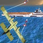 Bomber Plane Simulator 3D Icon