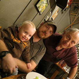 3 Generations by Rita Goebert - People Family (  )