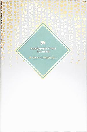 Handmade Titan Planner