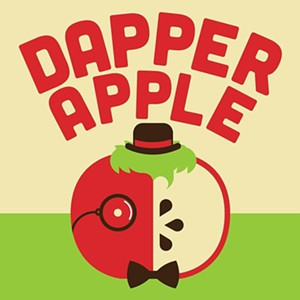 Logo of Armadillo Dapper Apple