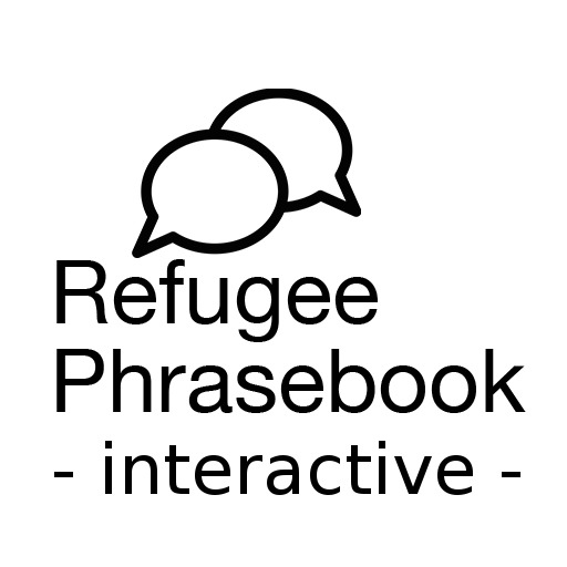Refugee Phrasebook interactive 通訊 App LOGO-APP試玩