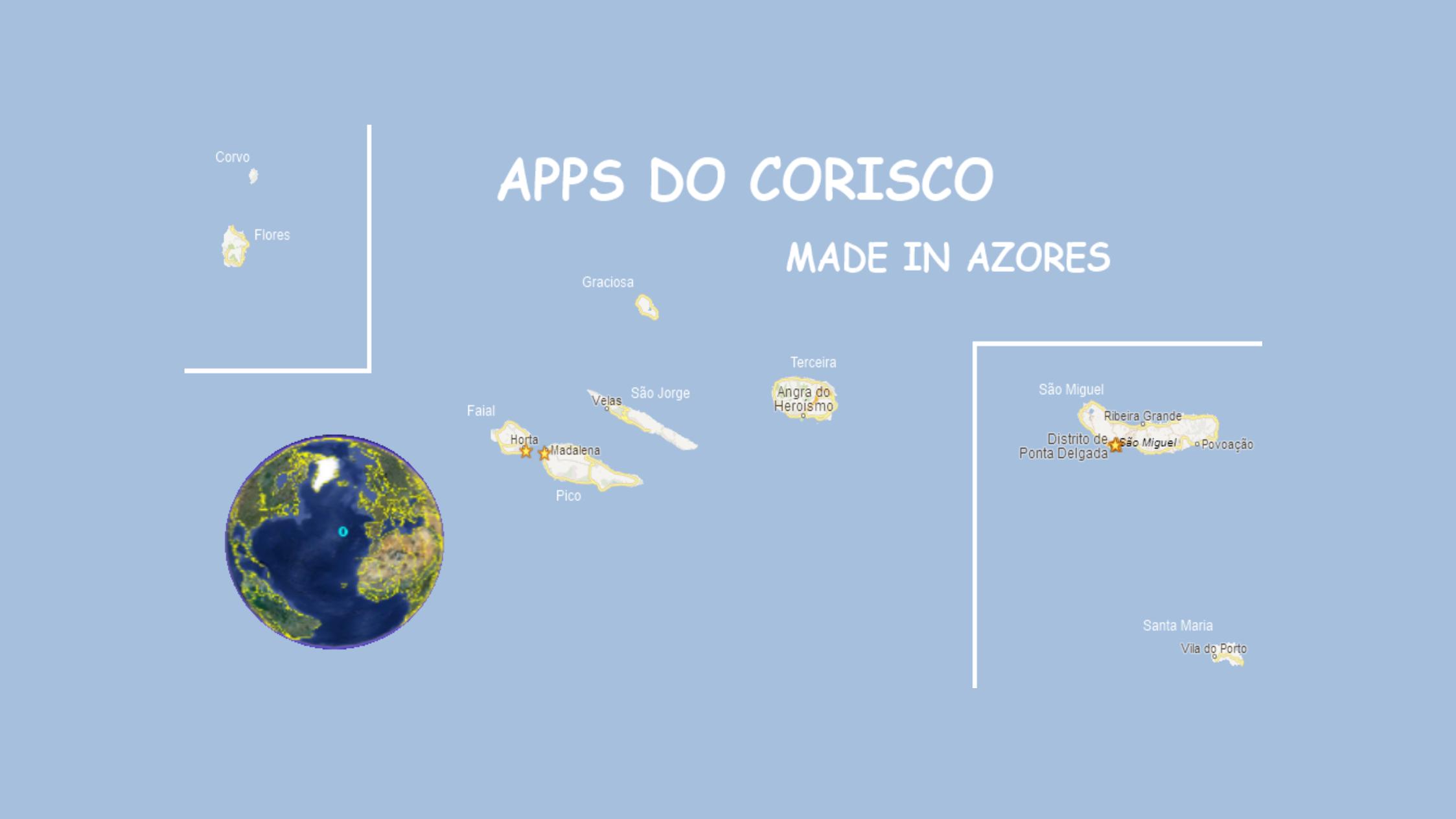 Apps do Corisco