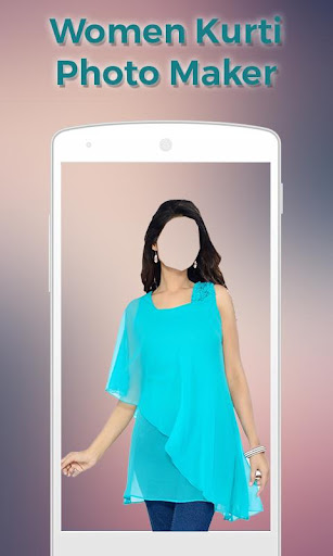 Women Kurti Photo Maker 1.1 screenshots 3