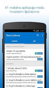 Mediately Baza Lijekova - screenshot thumbnail