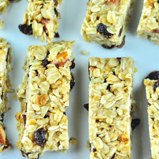5 - Ingredient Granola Bar Recipe