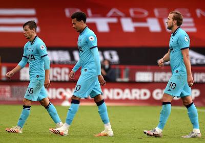 Tottenham, avec Vertonghen et Alderweireld, piétine à Bournemouth