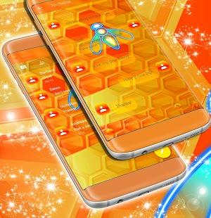 SMS Témata Neon - náhled
