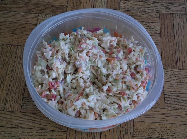 Coleslaw Dressing Recipe