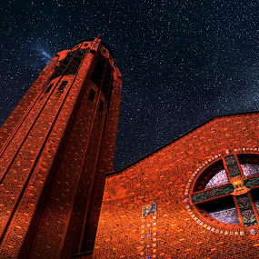 by Bruce Thiel - Buildings & Architecture Places of Worship (  )