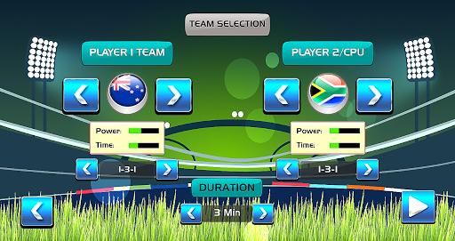 Finger Rugby 🏉 0.5 screenshots 2