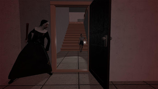 Scary Grandma - the horror nun teacher APK MOD screenshots hack proof 1