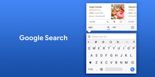 Gboard APK - The new Google Keyboard screenshot 5