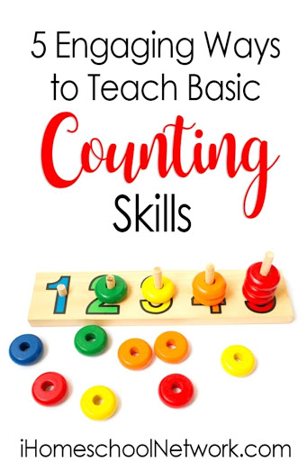 5 Engaging Ways to Teach Basic Counting Skills