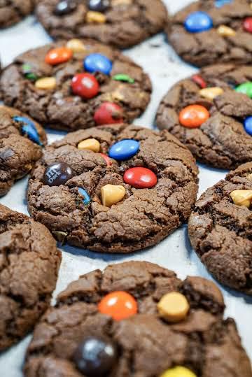 Chocolaty Cookies