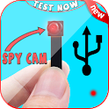 android endoscope USB camera EasyCap webcam test icon